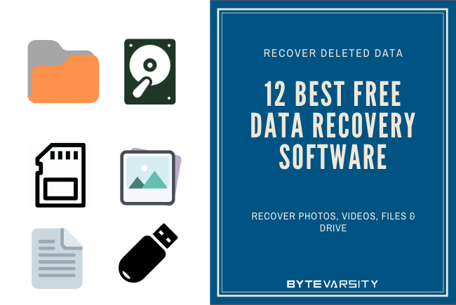 12 Best Data Recovery Software in 2020 (Free & Premium)