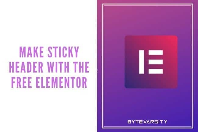 sticky-header-with-free-elementor