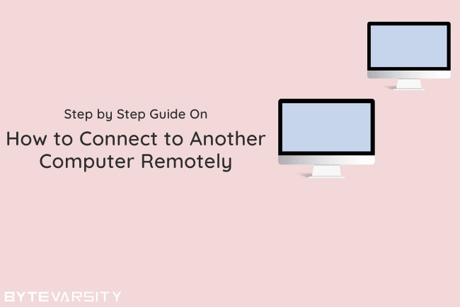 How to Access Remote Desktop Using AnyDesk