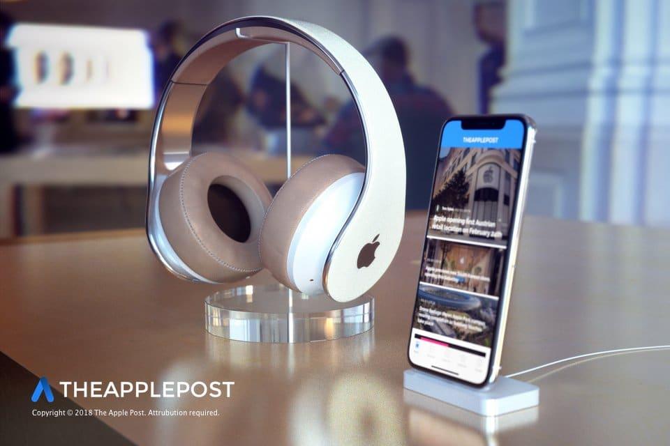 apple over ear headphones