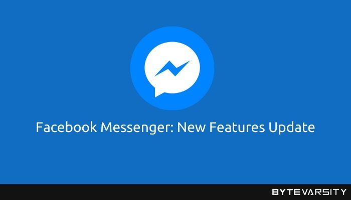 Facebook Messenger Latest Update: Simpler is Better