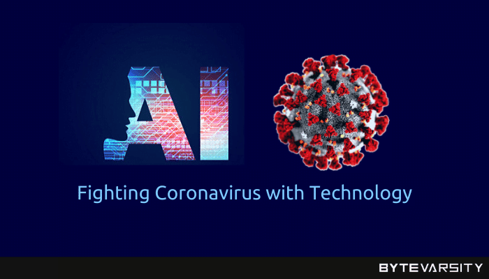 Technology fighting pandemic: AI to help handle the Corona crisis
