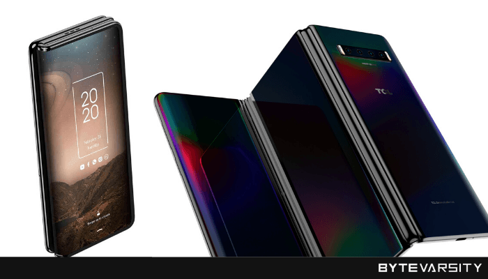 TCL Tri Fold Phone: New Concept Phone-Tablet