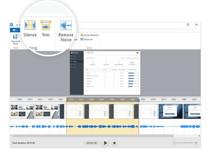 Freecam screen recorder for PC