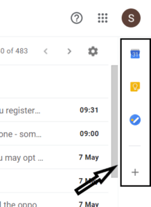 Gmail in-built tools