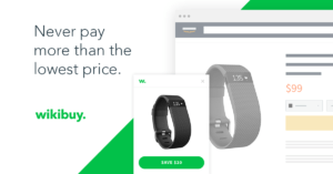 Wikibuy- save money on online purchases automatically
