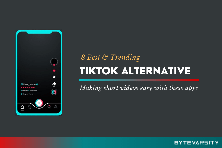 8 Incredible TikTok Alternatives: For Short Videos