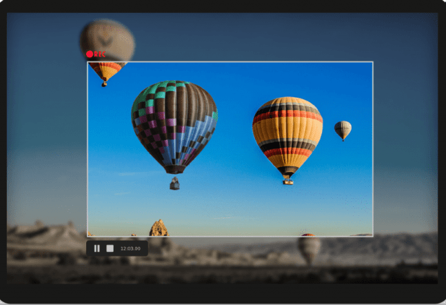 Flashback Recorder Express can captures footage from your desktop and then immediately share it online.