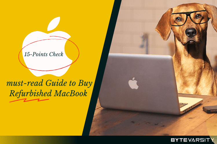 Buying Guide for Refurbished MacBook