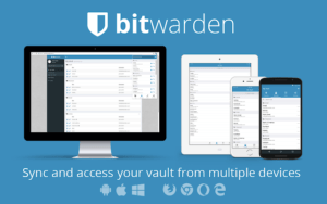Protect store, share, and sync sensitive data with Bitwarden