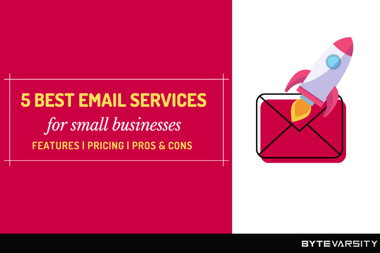 Top Email Services for Small Businesses in 2020