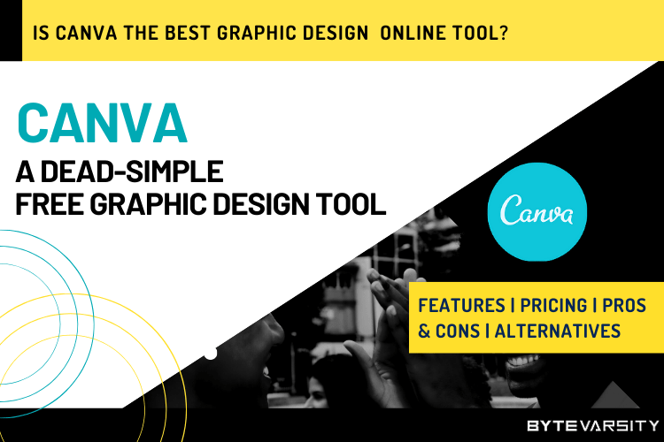 Canva: A Dead-Simple Graphic Design Online Tool