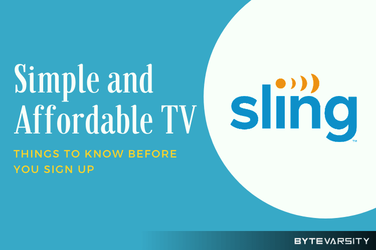 Sling TV Review: Best in Budget?