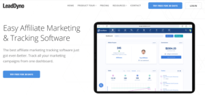 LeadDyno Review: Affiliate Marketing Platform features & Guide