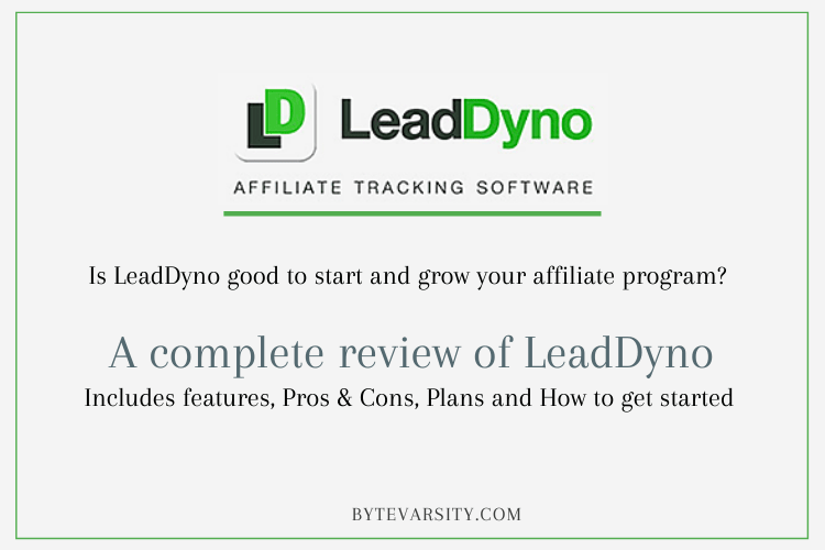 LeadDyno Review: Is It Good For Your Business?
