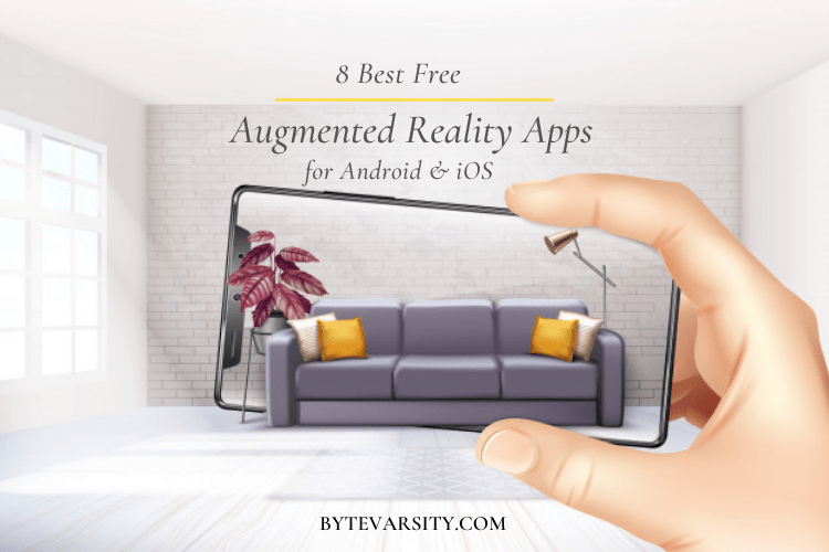 Best Free Augmented Reality Apps for Android and iOS