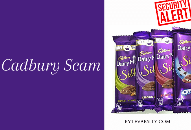 Cadbury Phishing Scam Causes More Harm Than Just Tooth Decay To Facebook Users