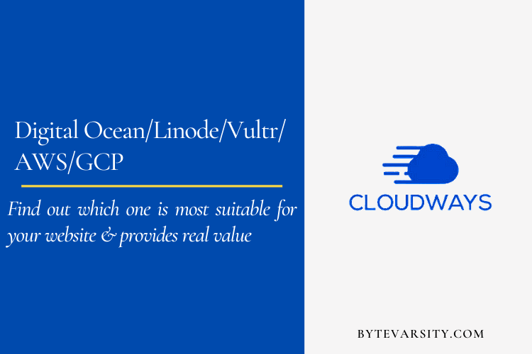 Digital Ocean vs Linode vs Vultr – Guide to choose on Cloudways