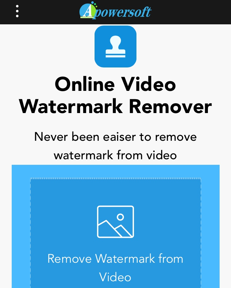 Remove Watermark from Videos
