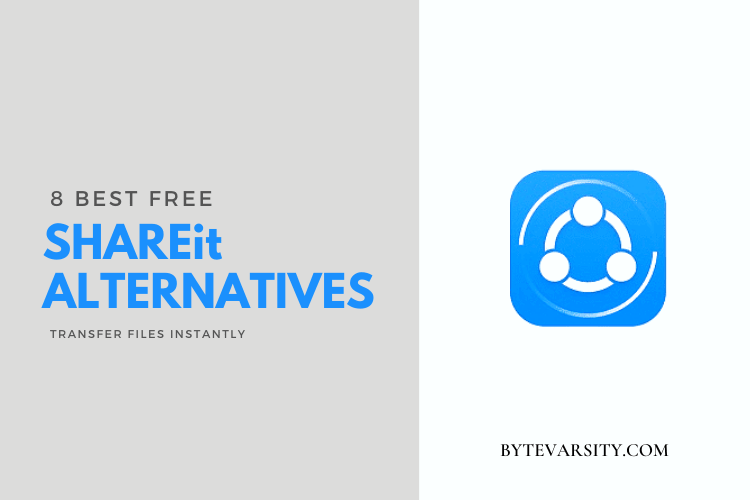 8 Best SHAREit Alternative Apps