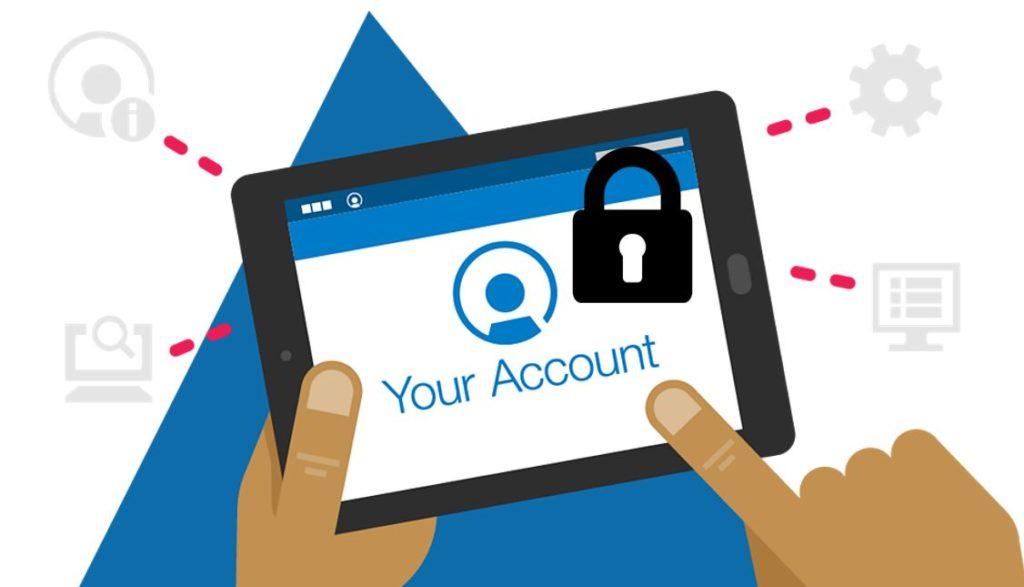Account locked