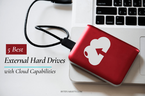 Best External Hard Drives with Cloud Capabilities