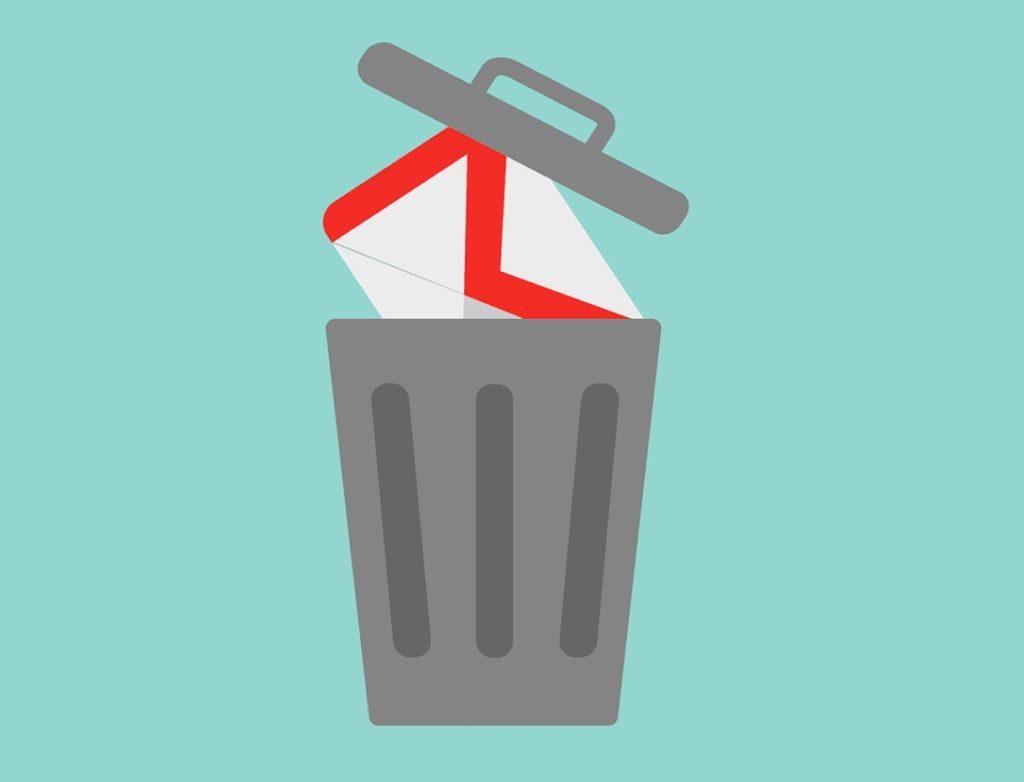 Delete Email