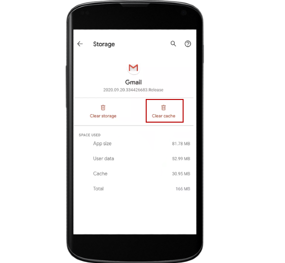 gmail not showing new emails on android