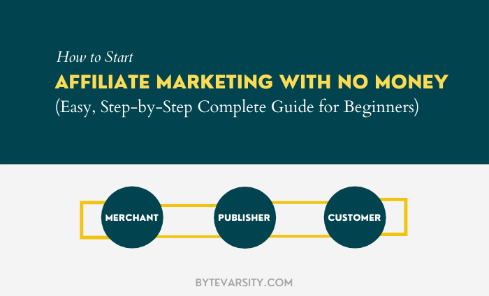 6 Ways How to Start Affiliate Marketing with No Money in 2021